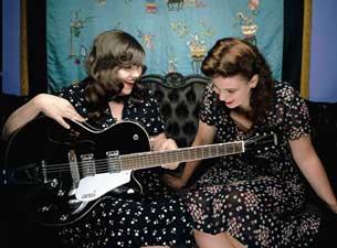 The Secret SistersTickets