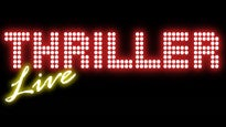 More Info AboutThriller Live