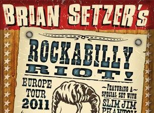 Brian Setzer