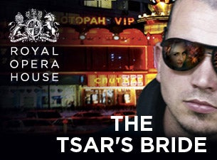 The Tsar's Bride Tickets