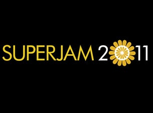 The Sunflower Jam Super Jam Tickets