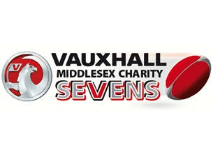 Vauxhall Middlesex Charity Sevens Tickets