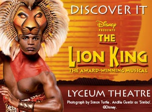 Review: 'The Lion Ling' at the Lyceum Theatre