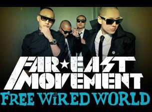 Far East MovementTickets