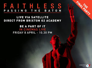 Faithless : Cinema Screening Tickets