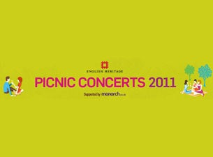 English Heritage Picnic Concerts Tickets