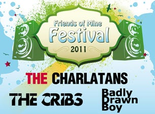 Friends of Mine Festival Tickets