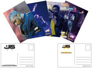 JLS Exclusive Postcard SetTickets