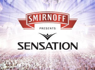 Smirnoff Presents Sensation Tickets