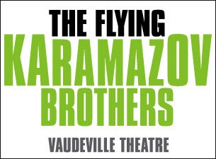 Flying Karamazov Brothers Tickets