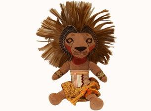 Lion King Simba Plush ToyTickets