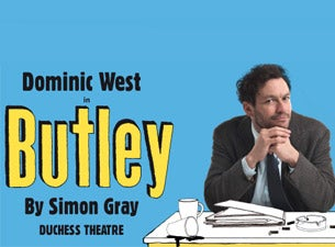 Butley Tickets