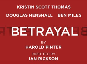 Betrayal Tickets