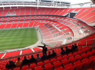 Wembley Stadium ToursTickets