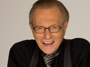 Larry King Tickets