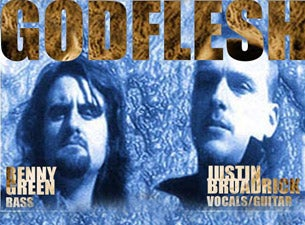 Godflesh Tickets