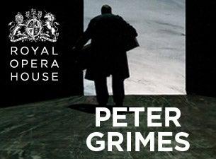 Peter GrimesTickets