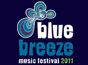 Blue Breeze Music Festival Tickets