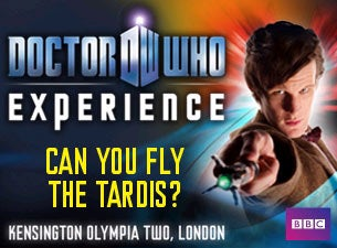 Doctor Who ExperienceTickets