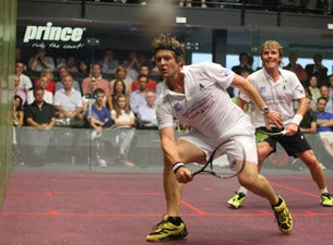 Squash Legends Tickets