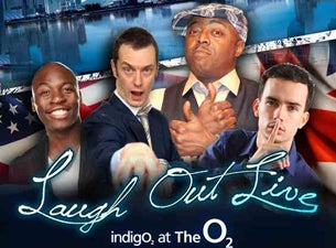 Laugh Out Live Tickets
