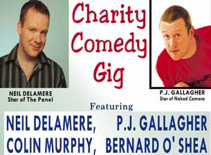 Mega Comedy Night Tickets