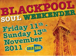 Blackpool Tower Soul Weekender