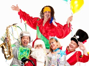 The Singing Kettle - Christmas Fancy Dress Party Tickets