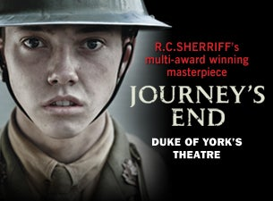 Journey's End Tickets