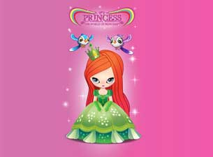 Princess - the World of Princesses Tickets