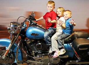 Customising, Culture and Harley-Davidson Tickets