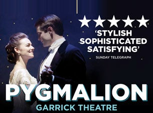 Pygmalion Tickets
