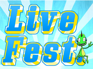 Live Fest featuring Zane Lowe, Tinchy Stryder, Roll Deep and more Tickets