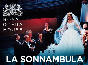 La Sonnambula Tickets