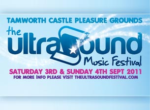 The Ultrasound Music Festival Tickets