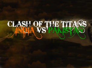 Clash of the Titans Tickets