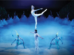 Swan Lake - Guangdong Acrobatic Troupe of China Tickets