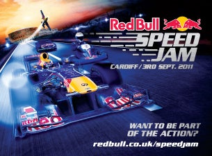 Red Bull Speed Jam Tickets
