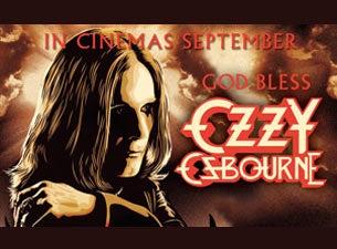 God Bless Ozzy OsbourneTickets