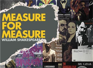 Measure for Measure Tickets