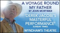 A Voyage Round My Father Tickets