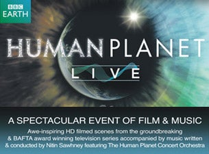 Human Planet LiveTickets