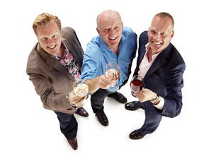 Three Wine Men Tickets