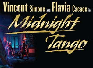 Midnight Tango - Touring Tickets
