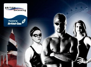 British Gas Swimming Championships 2012 Tickets