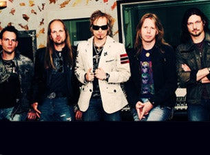 Edguy Tickets