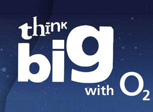 Think Big Gig Tickets