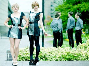 The Pipettes Tickets