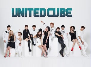 United Cube In London Tickets