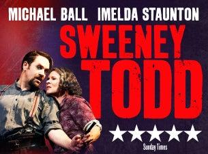 Sweeney ToddTickets